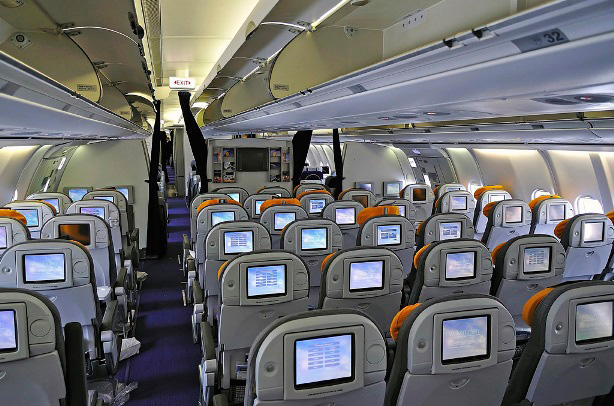 Commercial Aviation Airbus A340 Airbus A340 600