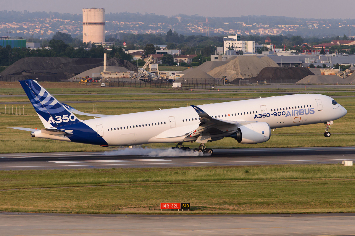 Commercial Aviation Airbus A350 Airbus A350 900